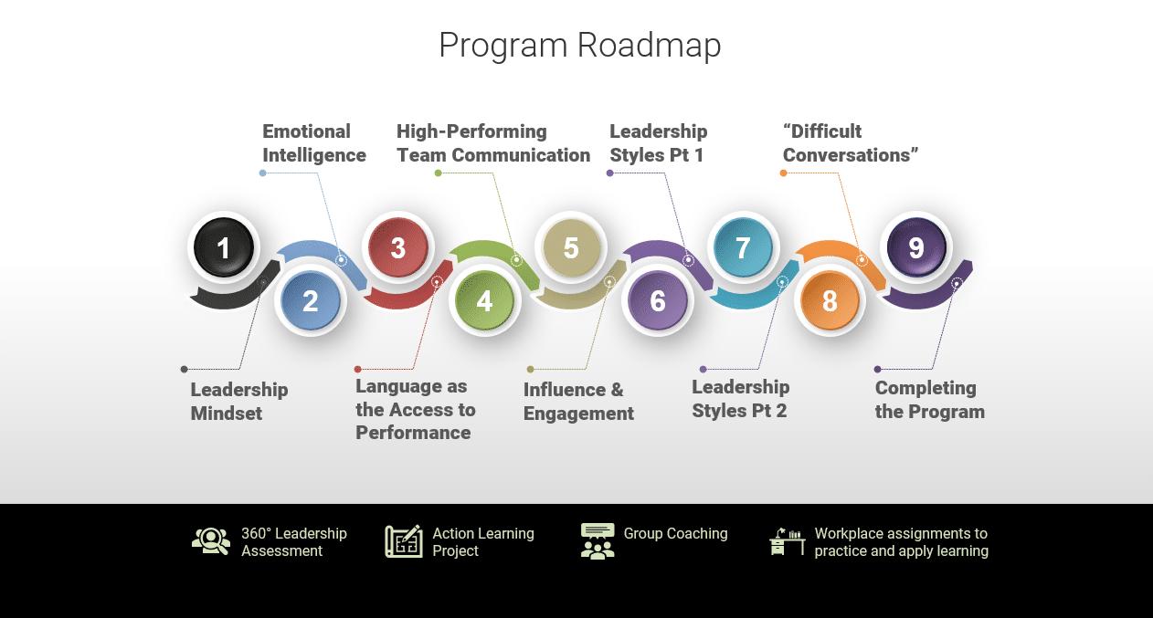 Emerging Leaders program roadmap